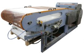 Custom-format cutting machine for paper, cardboard, and plastic