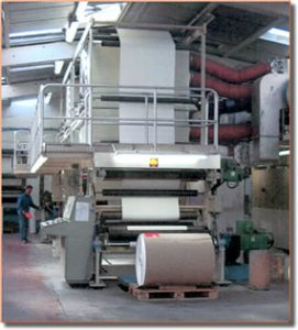 Bekledingsmachines Coating machines