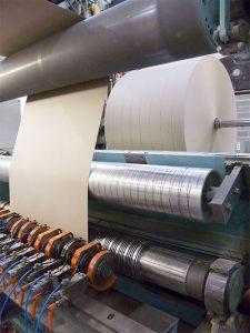 A paper winder